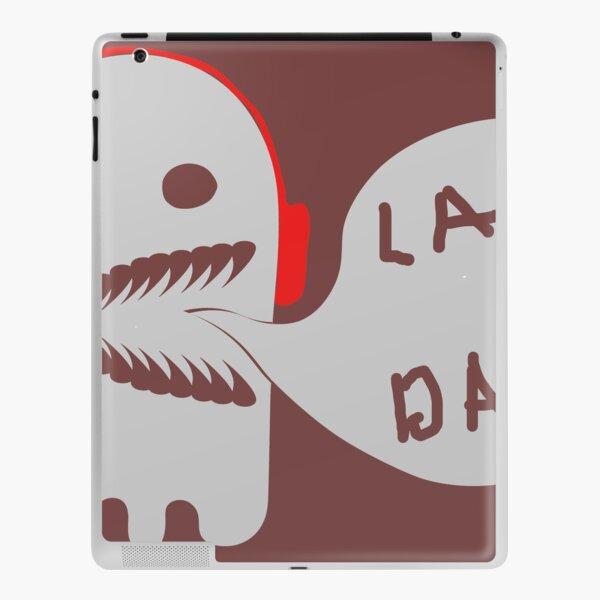 Angry Ghost iPad Skin
