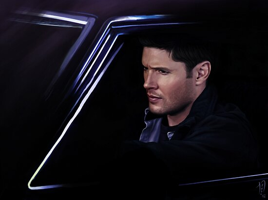 Dean and Baby by nero749