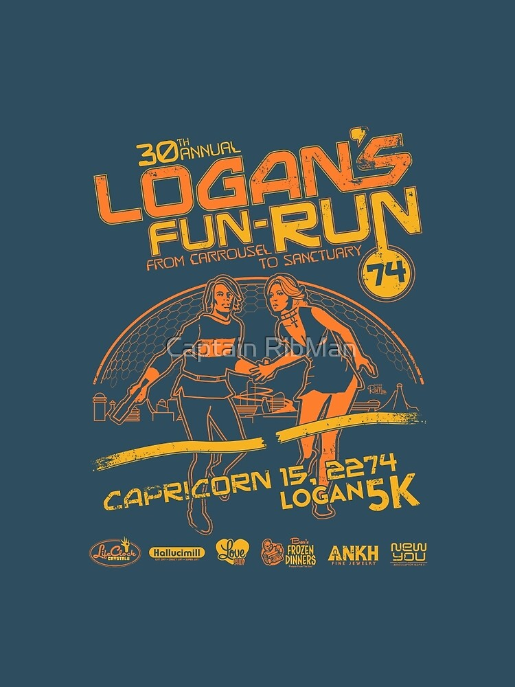 Logan's Fun-Run by RibMan