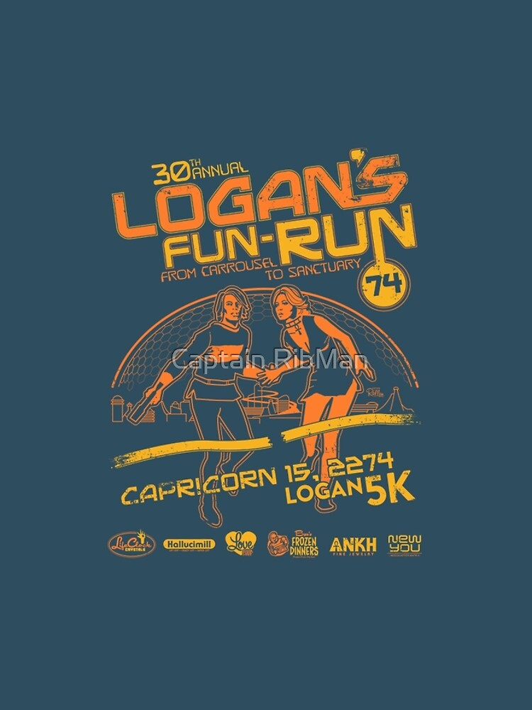 Logan's Fun-Run by RibMan