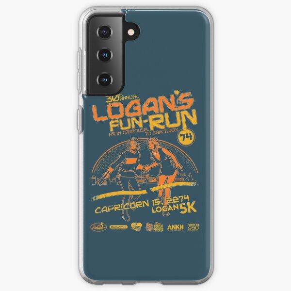Logan's Fun-Run Samsung Galaxy Soft Case