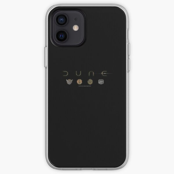 Dune Logos : Inspired by Dune iPhone Soft Case