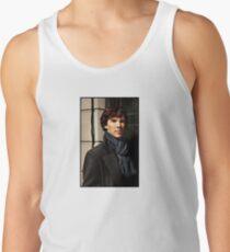 Sherlock at 221B Tank Top