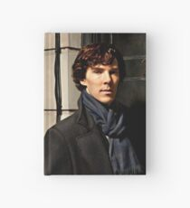 Sherlock at 221B Hardcover Journal