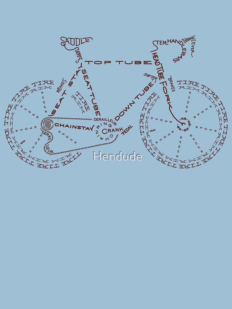 Bike in Words | Unisex T-Shirt