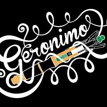 Geronimo by nokeek