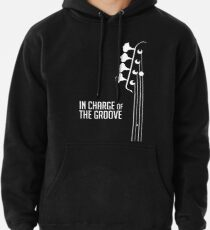 Bass Player - In Charge of the Groove - Bass Guitarist - Bassist Hoodie