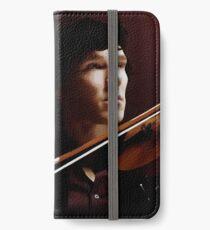 Violinist iPhone Wallet/Case/Skin