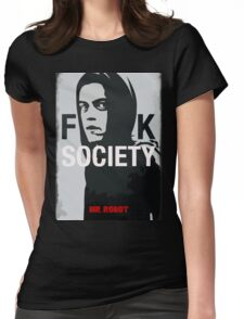 FK Society Womens Fitted T-Shirt