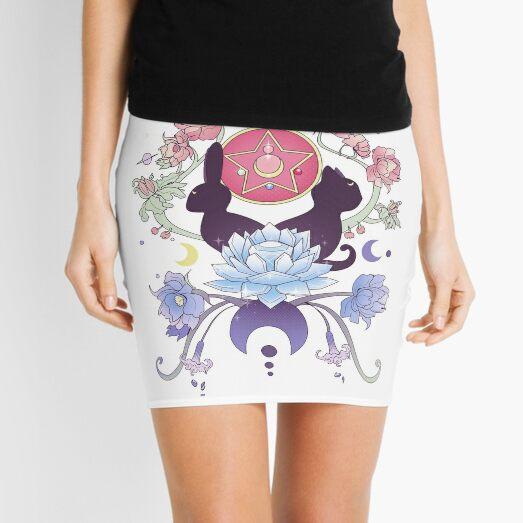 Crystal Universe Mini Skirt