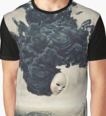 The Selfie A Dark Surrealism Graphic T-Shirt