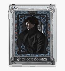 Sherlock Holmes iPad Case/Skin