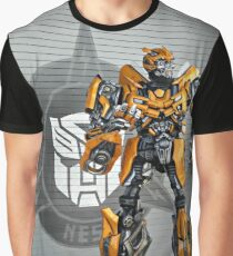 Bumblebee Graphic T-Shirt