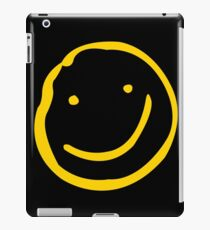 Smile if You're Bored iPad Case/Skin