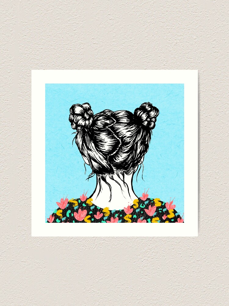 Alternate view of Bloom Art Print