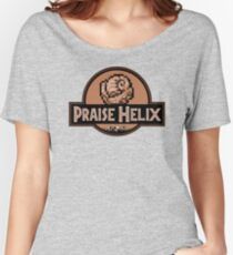 Praise Helix Women's Relaxed Fit T-Shirt
