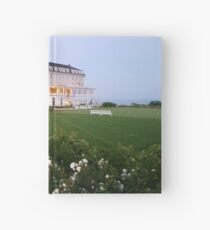 The Ocean House, Watch Hill, RI Hardcover Journal