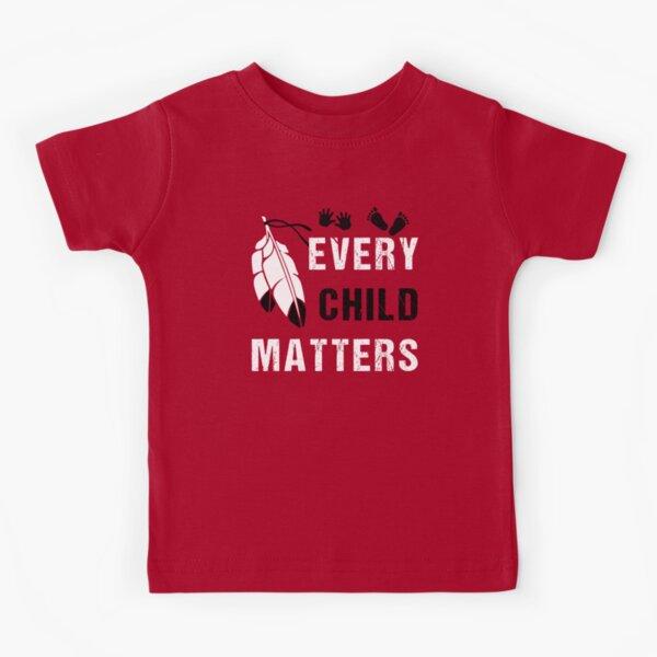 Every Child Matters Kids T-Shirt