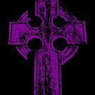 Purple Cross by Nathan Little