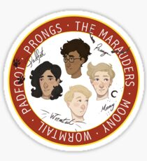 Marauders Sticker