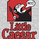 Little Caesar by mikelaidman
