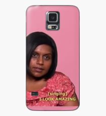 I look amazing--Kelly Kapoor Case/Skin for Samsung Galaxy