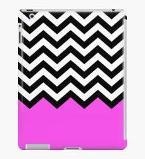 Chevron Pink iPad Case/Skin