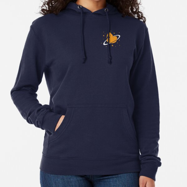 Quackity Planet Duck Lightweight Hoodie