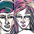 Reciprocal Nurture (Version 1) by Anthea  Slade