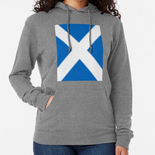 the saltaire of scotland Lightweight Hoodie