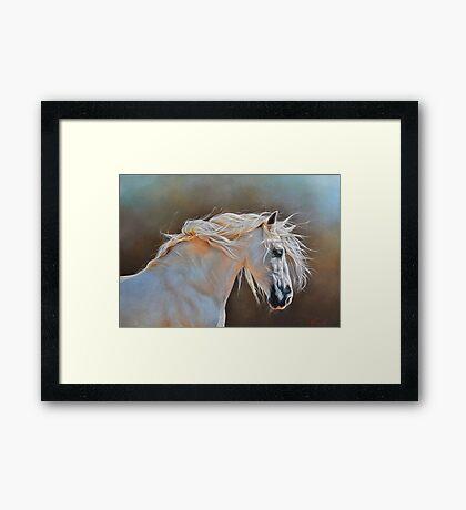 """Morning glow"" Framed Print"