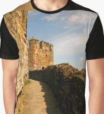 Conwy Castle Graphic T-Shirt