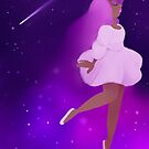 shooting star by Amanda Long