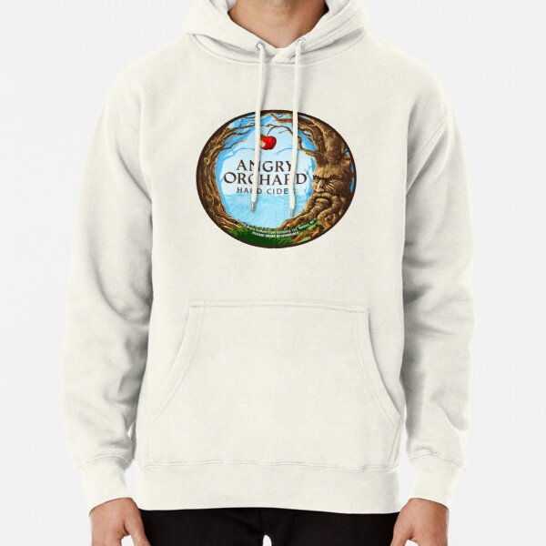 Angry Orchard Beer Pullover Hoodie