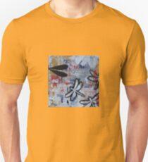 Damselfly Projekt - Serie 1 - # 1 Slim Fit T-Shirt