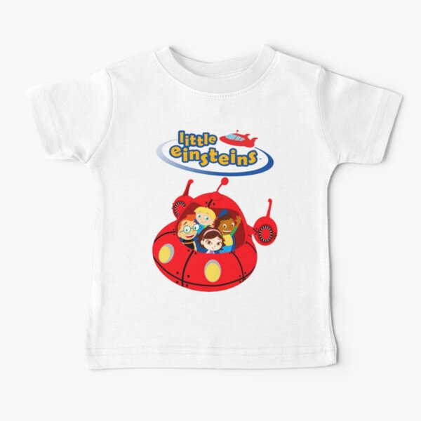 Little Einsteins clothes little einsteins car  Baby T-Shirt