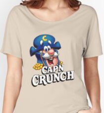 Capn Crunch Women's Relaxed Fit T-Shirt