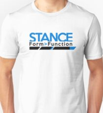Stance form > function (2) T-Shirt