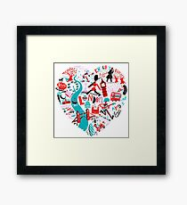 The Landmark London 578 Framed Print