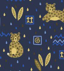 Kenyan Leopard Sticker