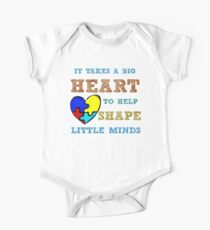 It takes a big heart to help shape little minds. Kids Clothes