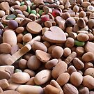 Natural Wooden Beads Design 2 by noworrybeads