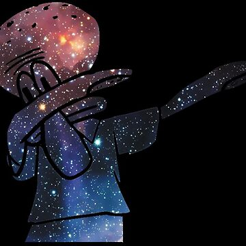 Galaxy Squid Dab by James57025