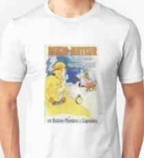Vintage Jules Cheret Benzo Moteuur T-Shirt