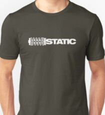 Static (3) Unisex T-Shirt