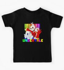 Brothers - Undertale Kids Tee