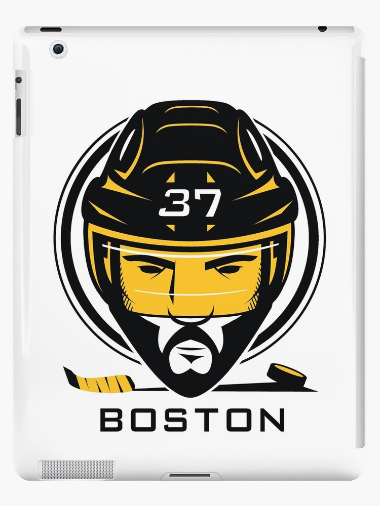 Boston Hockey T-Shirt by pcstuff