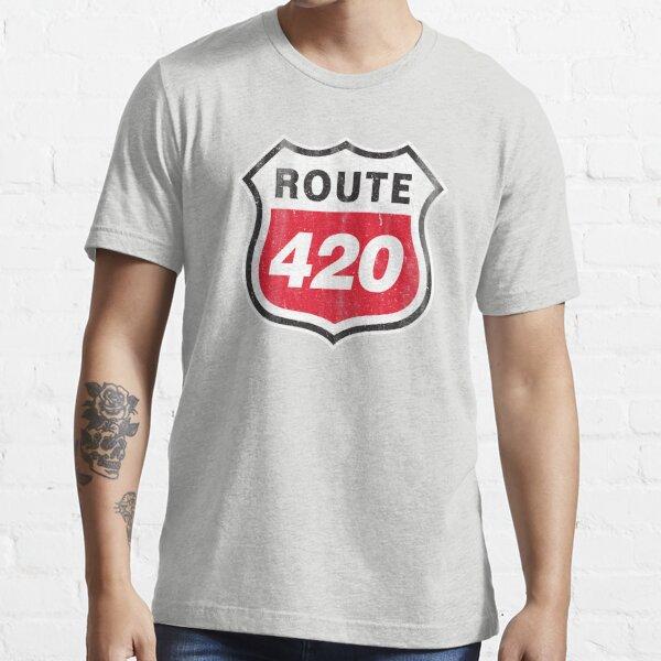 Vintage Route 420 Essential T-Shirt