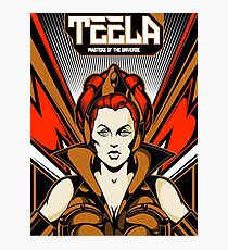 Teela : Masters Of The Universe Photographic Print
