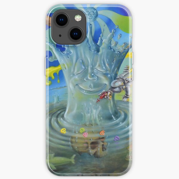 Essence of Hope and Despair iPhone Soft Case